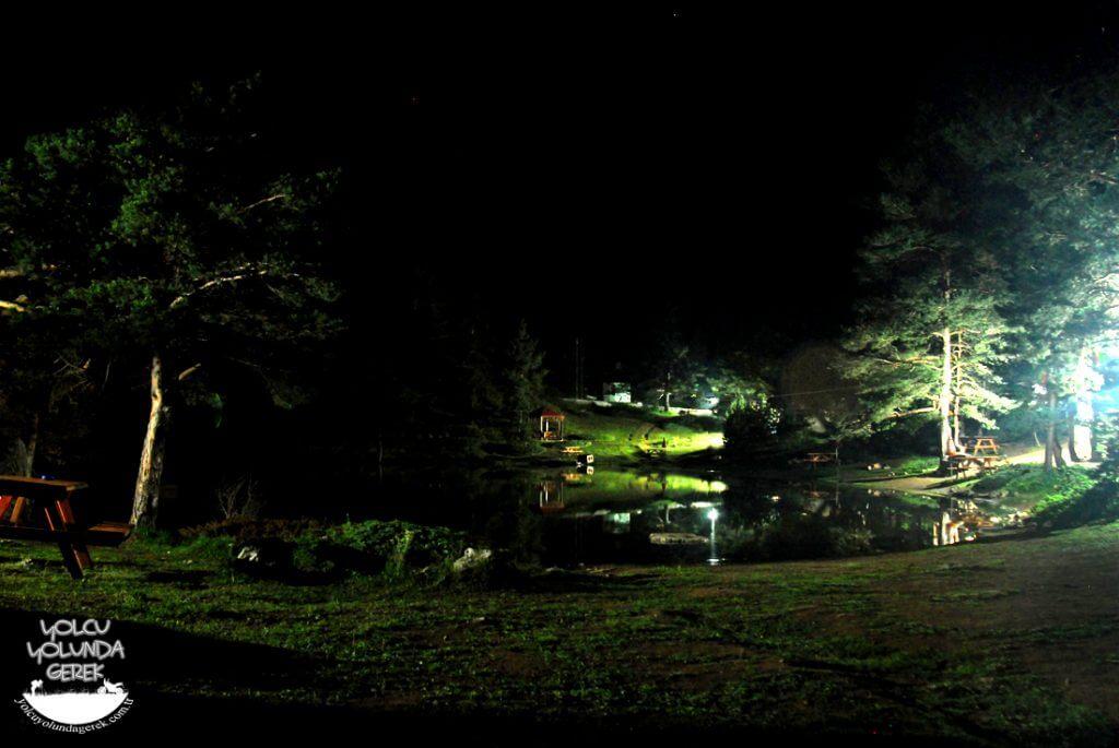 Limni Gölü...