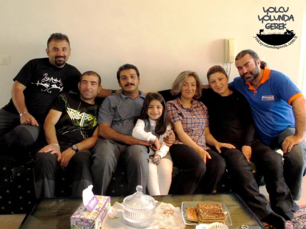 Yelda, Dadiyar ve Dilek-Tebriz...