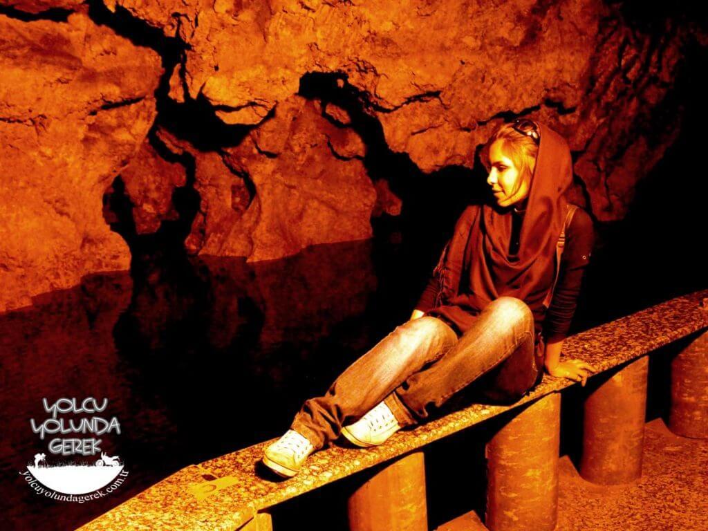 Feri, Ali Sadr Mağarası, Hamadan...