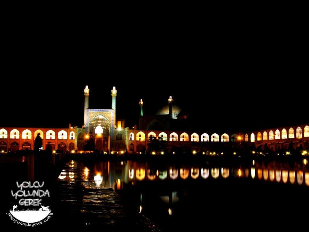 İmam Meydanı, İsfahan...