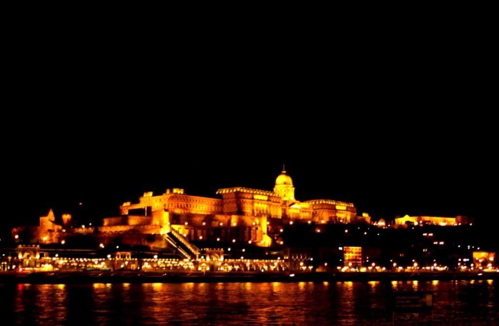 Buda Castle - Buda Kalesi