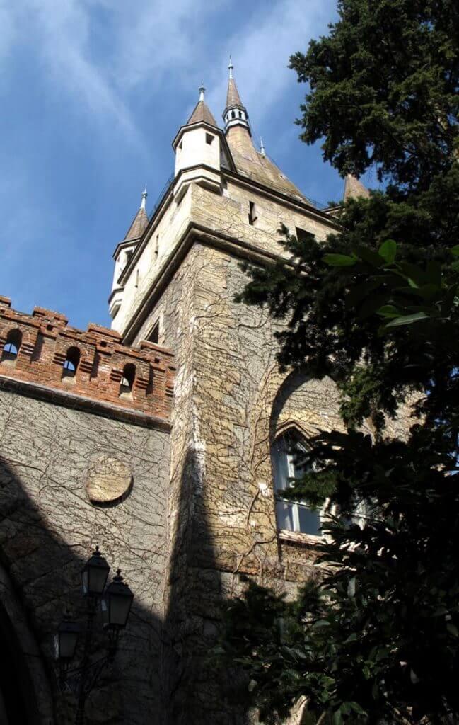 Vajdahunyad Kalesi - Macar Tarım Müzesi