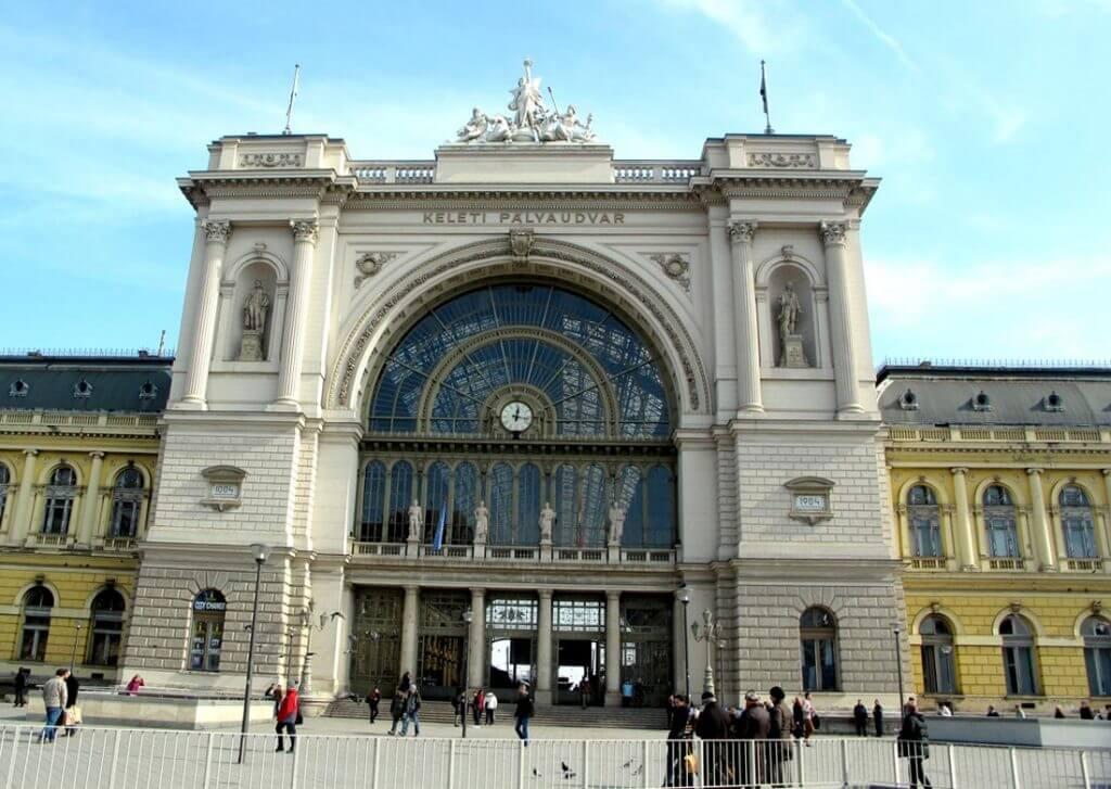Budapeşte Keleti Tren Garı