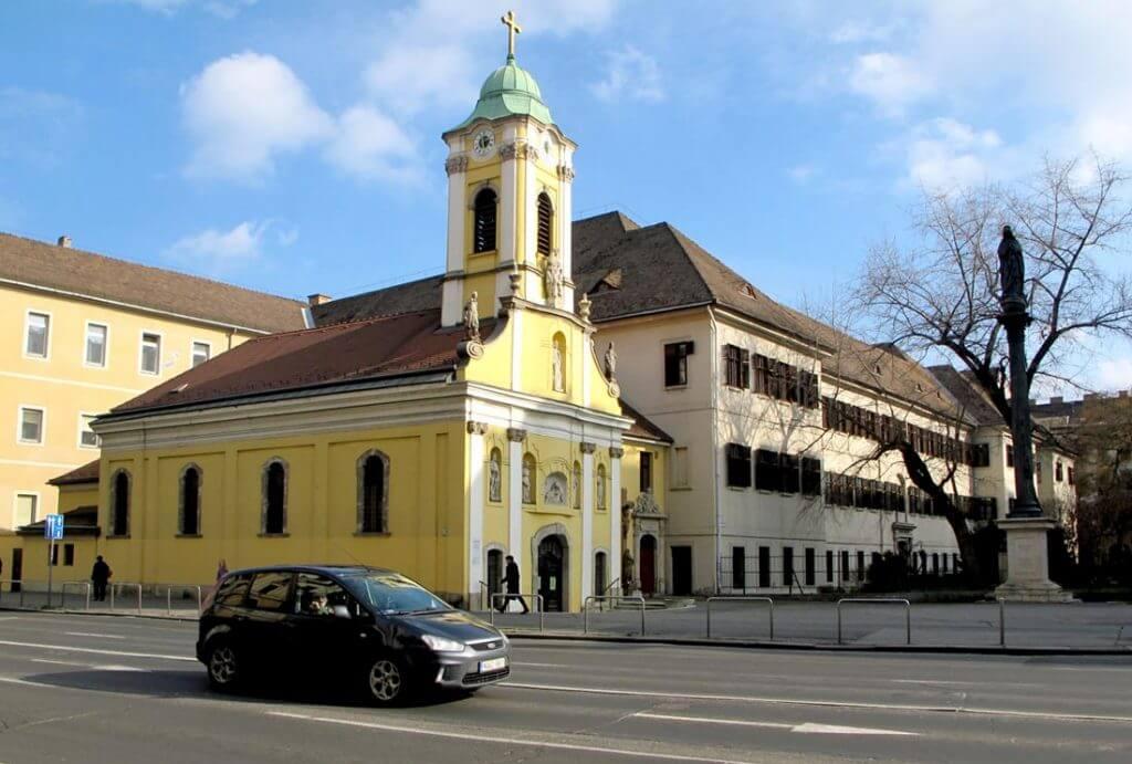 Szent Rókus Kórház Hastanesi ve Kilisesi