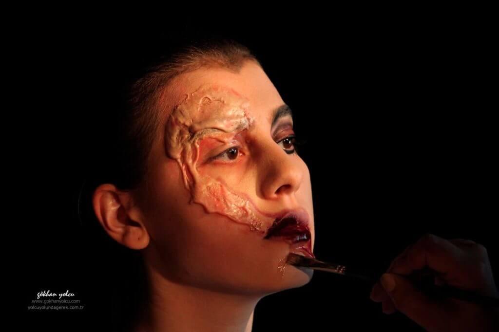Oya Kadriye Polat ile Sahne Makyajı Atölyesi