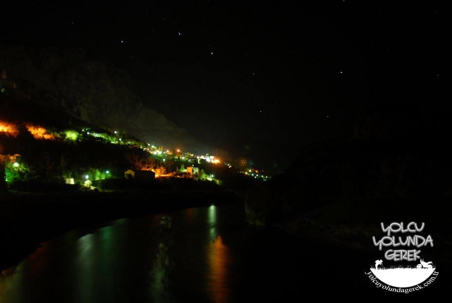 Kemaliye ve Fırat Nehri