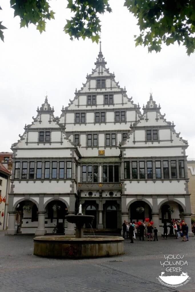 Paderborn Belediye Binası