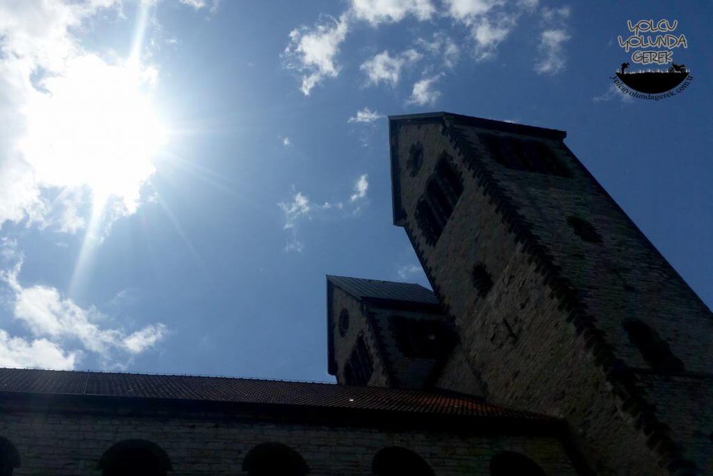 Abdinghof Protestan Kilisesi