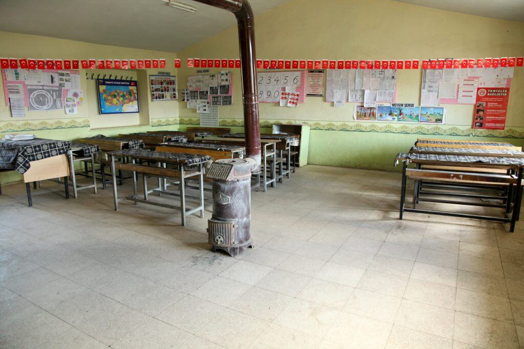 Afşin Binboğa Köyü Okulu